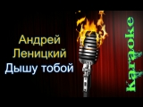 Андрей Леницкий - Дышу тобой ( караоке )