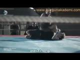 Güneşi Beklerken 22.Bölüm Dövüş Sahnesi Kerem Aksel Kamera Arkası