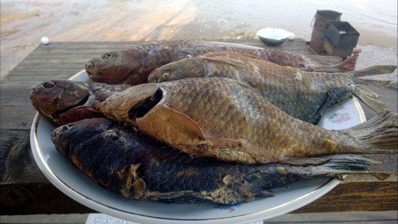 Кулинарный блог ПРОСТАЯ ЕДА: Как правильно коптить рыбу.