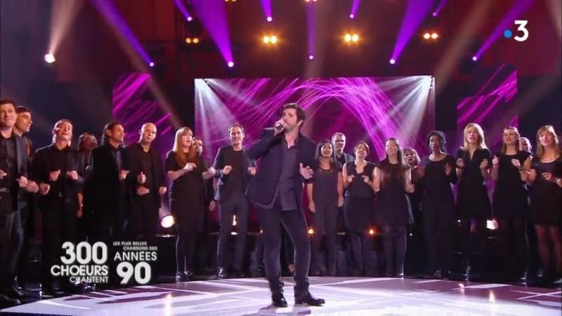 300 choeurs chantent les plus belles chansons des annees 90 _France 3_18.05.2018