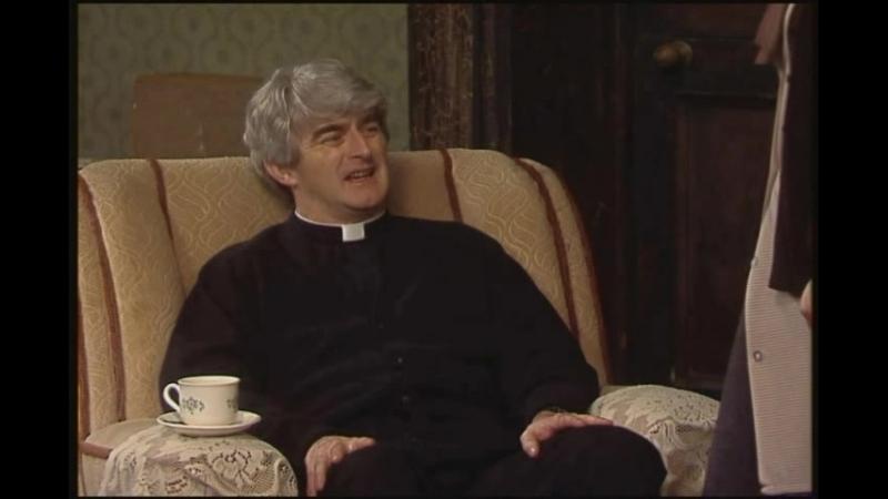 Как Тед, пытался правду сказать, да не смог.(Отрывок из сериала Отец Тед).