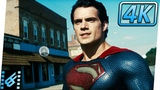 Smallville Fight (Part 1) Man of Steel (2013) Movie Clip
