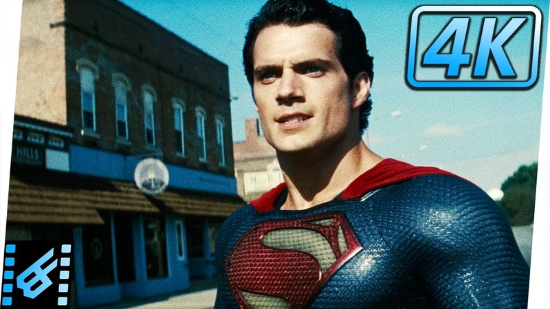 Smallville Fight (Part 1) | Man of Steel (2013) Movie Clip