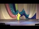 Индийский танец исп.Вероника Сошина Высотинский СДК 21.04.2018
