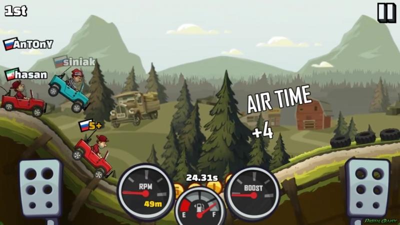 Hill Climb Racing 2 Gameplay Android