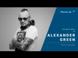Alexander Green /tech house/ @ Pioneer DJ TV | Moscow