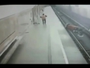 Пылесос сбросился в московском метро