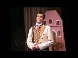 Женитьба. Отрывок.Видео из моего спектакля в гомельском Молодёжном театре. 2010 г.??