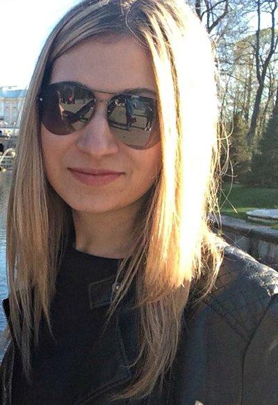 Даша Виноградова