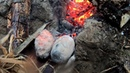 Primitive Technology Metal from bog ore Furnace Forge