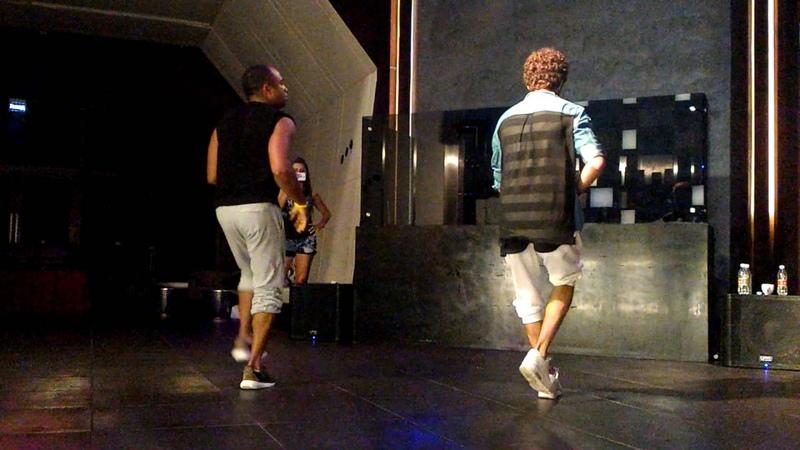 Timba - Sergey Gazaryan y Marcos Fernandez (Sochi Dance Forum 2016 )