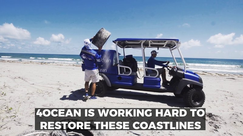 4Ocean | Restoring our Beaches after Hurricane Irma