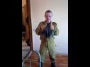 Как одеть противогаз