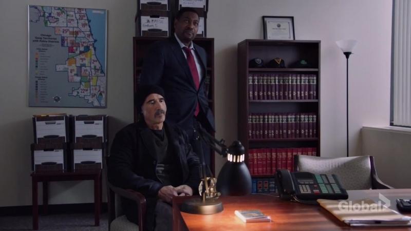 Полиция Чикаго / Chicago P.D. / 5 сезон 17 серия [KinoGolos]