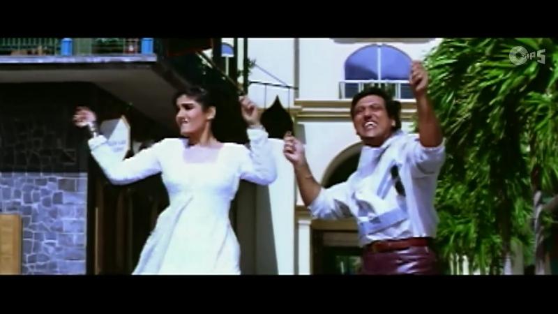 Kisi Disco Mein Jaaye - Bade Miyan Chote Miyan _ Govinda Raveena Tandon _ Udit