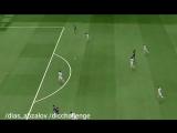 Cavani vs Real Madrid