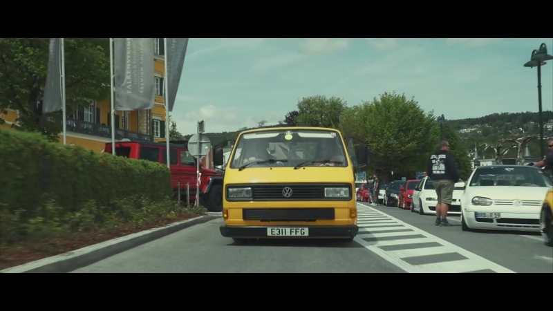 Joe and Kaggy VW T25 | Always Rollin - Wörthersee 2018 S.6 | Perfect Stance