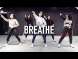 1Million dance studio Breathe - Jax Jones / Beginners Class