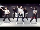 1Million dance studio Breathe - Jax Jones  Beginner's Class