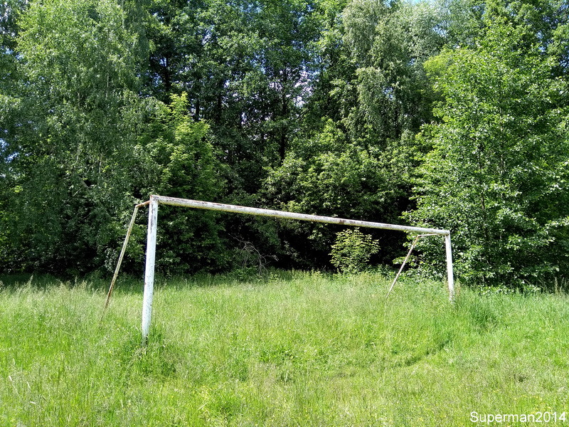 Homeland of Russian football - 2 why, conduct, gate, history, place, football, football, which, alone, stand, Now, reconstructions, historical, ideal