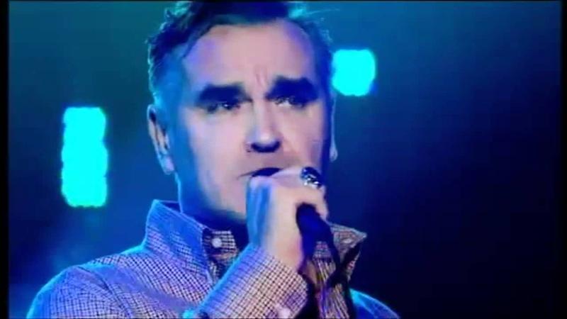 Morrissey Charming Man Live