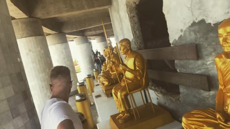Рипчанский в Таиланде,Big Budda