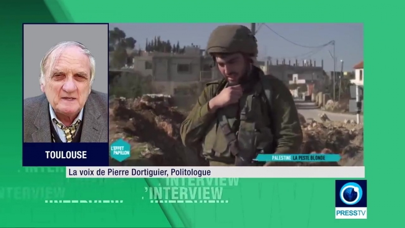 Pierre Dortiguier : Les Sionistes sont leur pire ennemi et concourent donc à leur propre perte