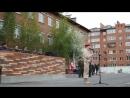 Принятие присяги юнармейцами в городском центре Патриот.