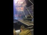 Скорпионс Краснодар буквальнопару минут до начала концерта