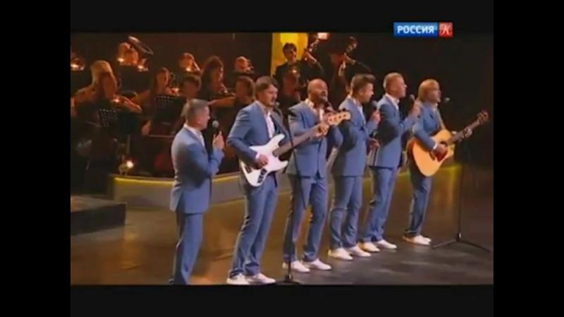 БГА Песняры - Старый клен (А.Пахмутова - М.Матусовский).