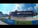 Beach volley Russia Kazan 2018 W 10 Abalakina-Dabizha and Rudykh-Zayochkovskaya