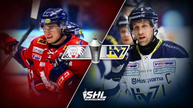 SHL Linköping HC - HV71 2018-03-14