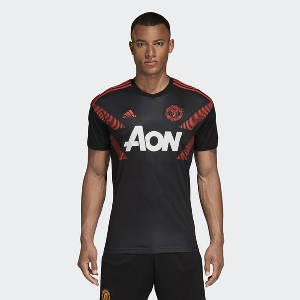 Предматчевая футболка Манчестер Юнайтед Home Предматчевая футболка