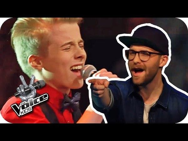 Ed Sheeran - Castle on the Hill (Iggi, Ruben, Leon) | Battles | The Voice Kids 2017 | SAT.1