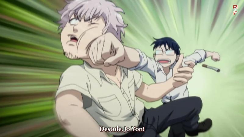 [A4F] Hitori no Shita - The Outcast S2 - 01