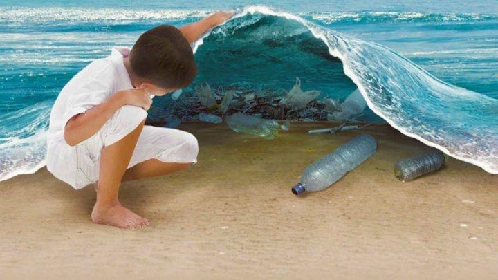 Документальный фильм Пластиковый океан (2016)