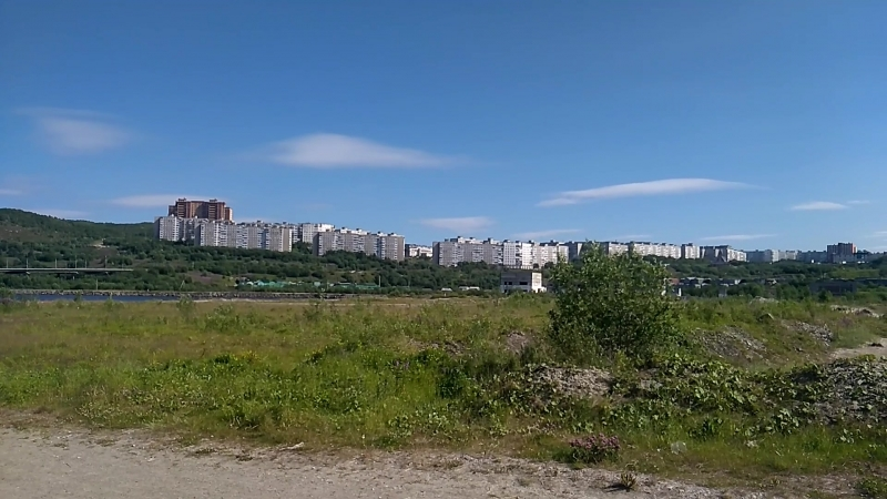 17.07.2018 года, на заливе Баренцево моря г. Мурманск...