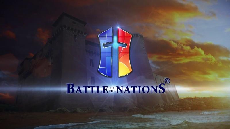 Battle of Nations 2018 5мая 1vs1 wmfc 12 fiht Poland R Szatecki vs Luxembourg