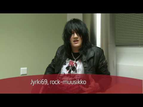 Jyrki69 The 69 Eyes interview 2 by Tomi Lindblom (2009)