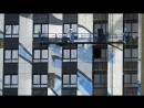 ЖК Эталон Сити башни Токио с ул Поляны Алюкобонд панелей с волной Хокусая все больше