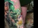 Идеи татуировок ( Мастер Sandra Daukshta )