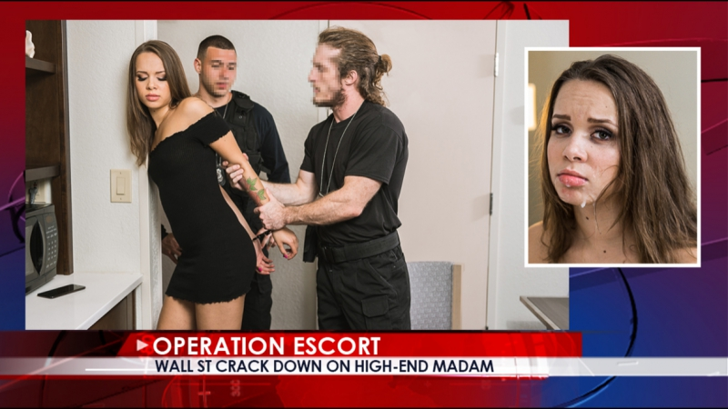 #PRon Liza Rowe - Wall St Crack Down On High-End Madam [2017 г., All Sex, Blowjobs, Domination, 1080p]