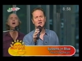 Systems in Blue - Point of No Return + interview [live at Guten Morgen studio]