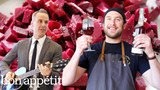 Brad Makes Beet Kvass It's Alive Bon App