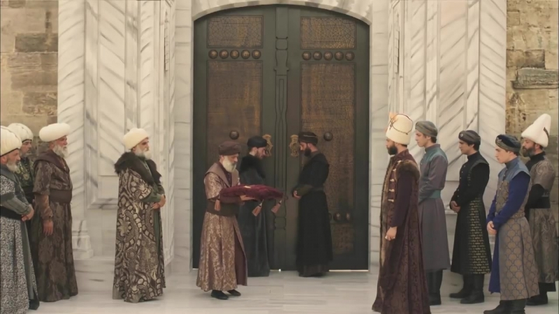 Muhteşem Yüzyıl- Kösem 22.Bölüm - Sultan Ahmed Camii (1).mp4