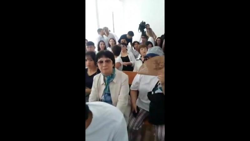 В Казахстане выгнали журналиста Первого канала