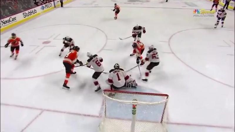 Иван Проворов забросил девятую шайбу в этом сезоне!