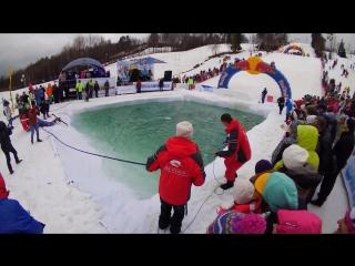 Red Bull Jump and freeze 2018 - Синий Пушкин на просушку