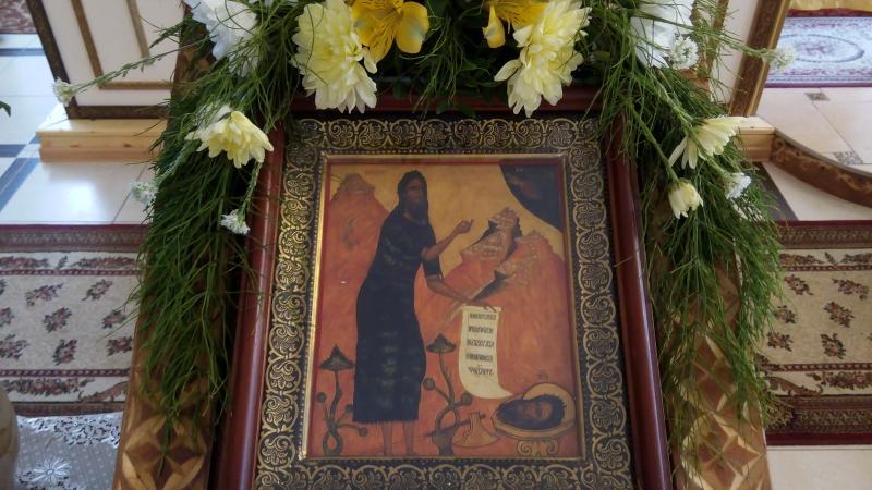 Проповедь иерея Владимира Михальцова Рождество честного славного Пророка Предтечи и Крестителя Господня Иоанна 07 07 18 Рязань