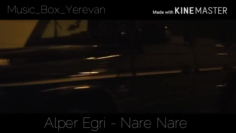 Nare Nare - Arabic Oriental Remix 2017 (Dj Alper Egri Music Box Yerevan)
